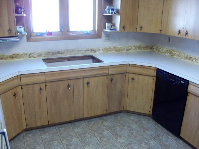 Kitchen Countertop Resurfacing Repair In Spencer Ia Hard Tops Of Iowa